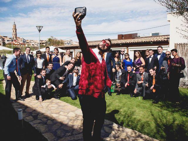 La boda de David y Mapi en Mas De Las Matas, Teruel 15