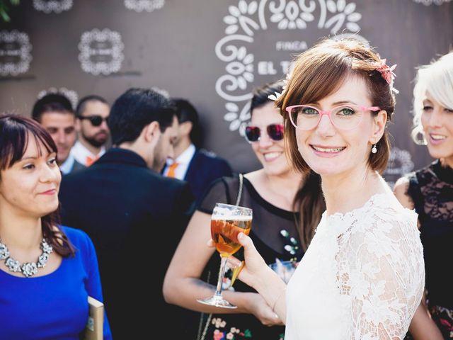 La boda de David y Mapi en Mas De Las Matas, Teruel 17