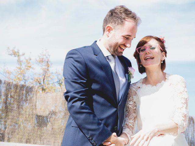 La boda de David y Mapi en Mas De Las Matas, Teruel 19