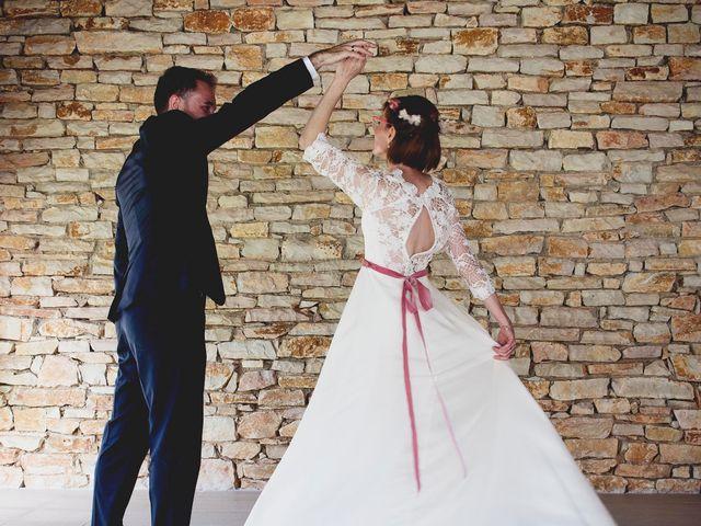 La boda de David y Mapi en Mas De Las Matas, Teruel 20