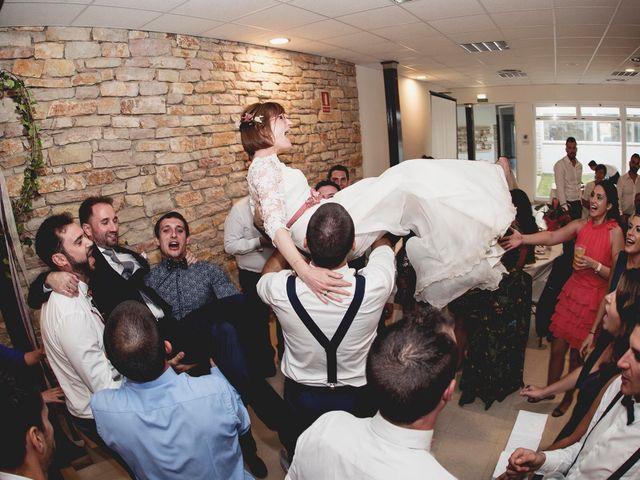 La boda de David y Mapi en Mas De Las Matas, Teruel 21