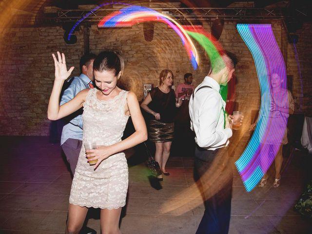 La boda de David y Mapi en Mas De Las Matas, Teruel 23