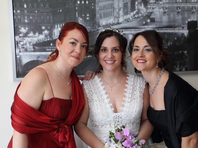 La boda de Ángel y Marta en Montornes Del Valles, Barcelona 6
