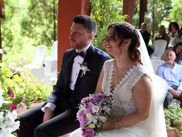 La boda de Ángel y Marta en Montornes Del Valles, Barcelona 8