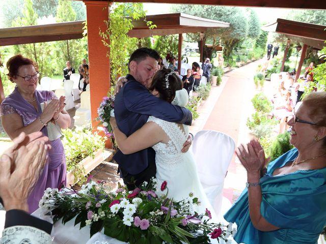 La boda de Ángel y Marta en Montornes Del Valles, Barcelona 10