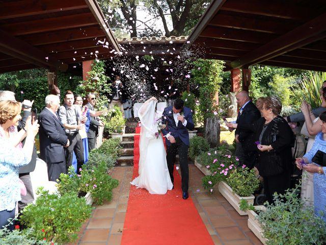 La boda de Ángel y Marta en Montornes Del Valles, Barcelona 11