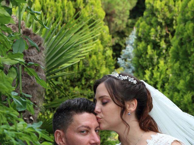 La boda de Ángel y Marta en Montornes Del Valles, Barcelona 12