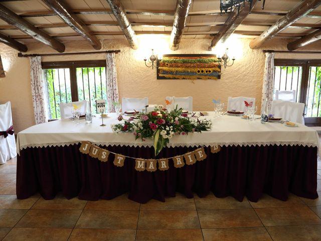 La boda de Ángel y Marta en Montornes Del Valles, Barcelona 14