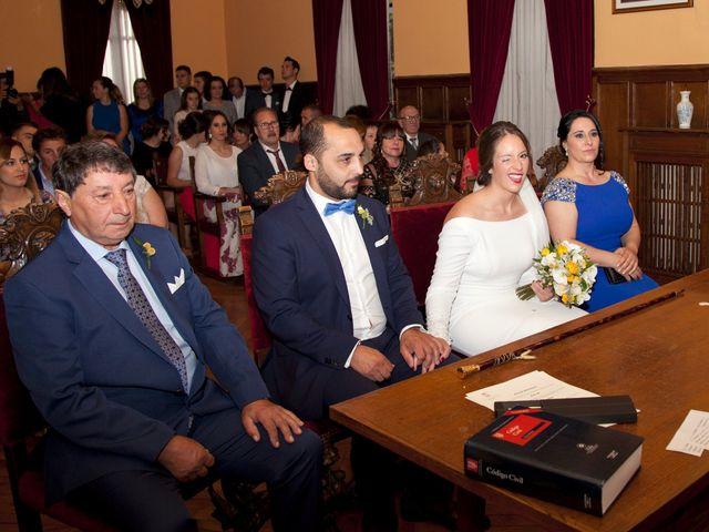 La boda de Roberto y Crístel en Pruvia (Llanera), Asturias 89