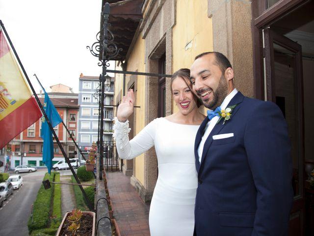 La boda de Roberto y Crístel en Pruvia (Llanera), Asturias 92