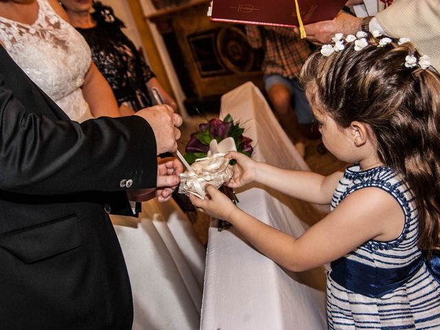 La boda de David y María José en Milmarcos, Guadalajara 8