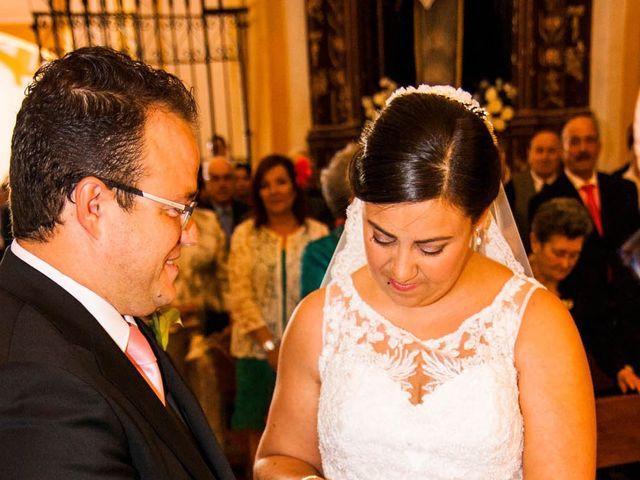 La boda de David y María José en Milmarcos, Guadalajara 9
