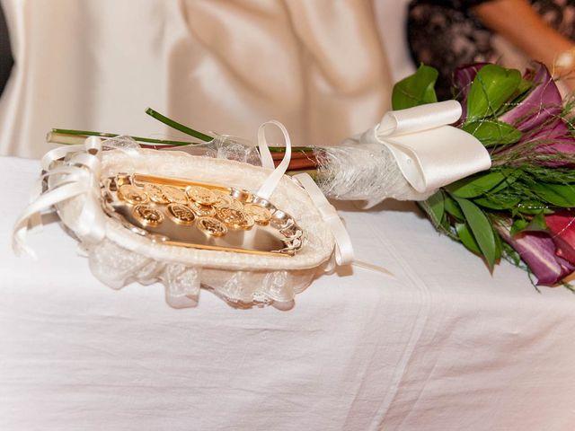 La boda de David y María José en Milmarcos, Guadalajara 10