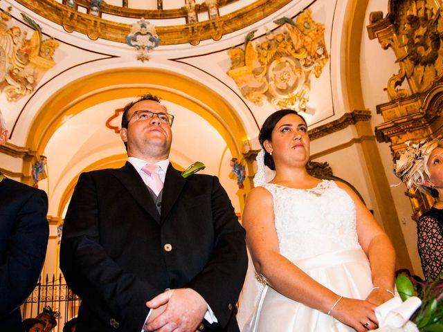 La boda de David y María José en Milmarcos, Guadalajara 11