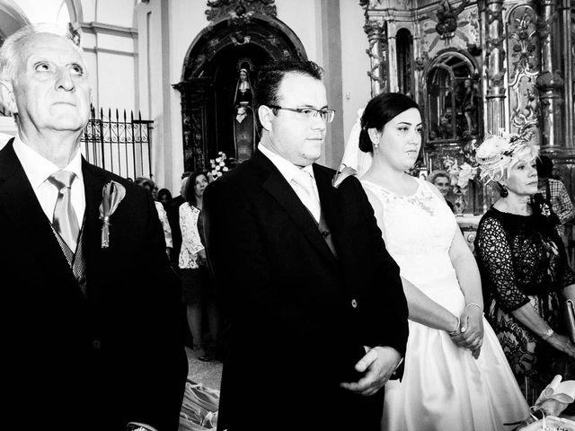 La boda de David y María José en Milmarcos, Guadalajara 12