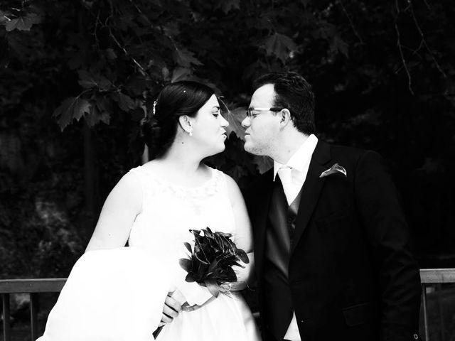 La boda de David y María José en Milmarcos, Guadalajara 15