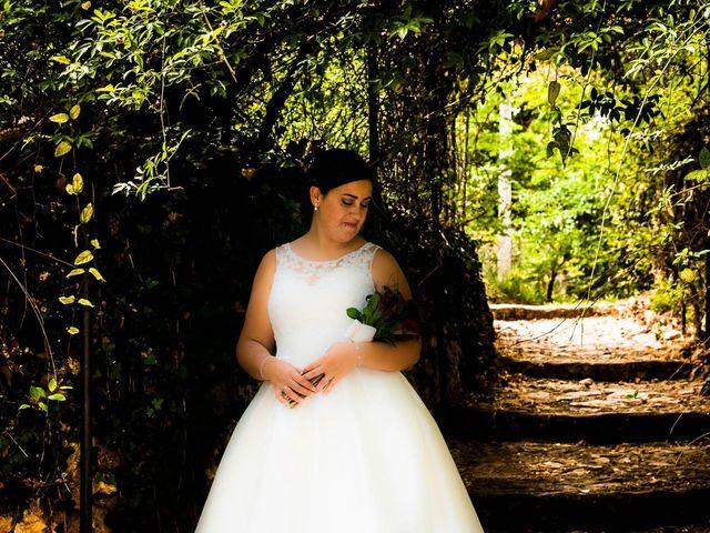 La boda de David y María José en Milmarcos, Guadalajara 17