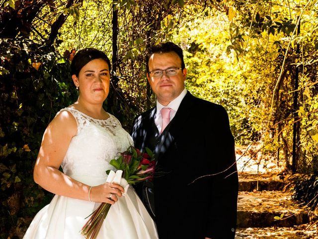 La boda de David y María José en Milmarcos, Guadalajara 19