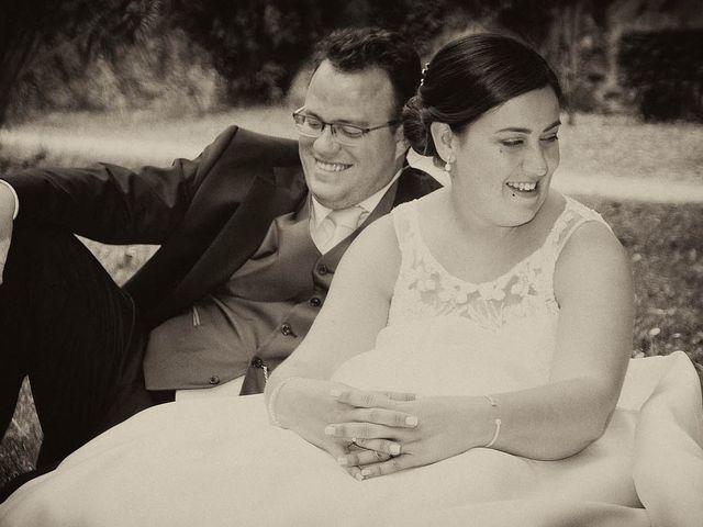 La boda de David y María José en Milmarcos, Guadalajara 22