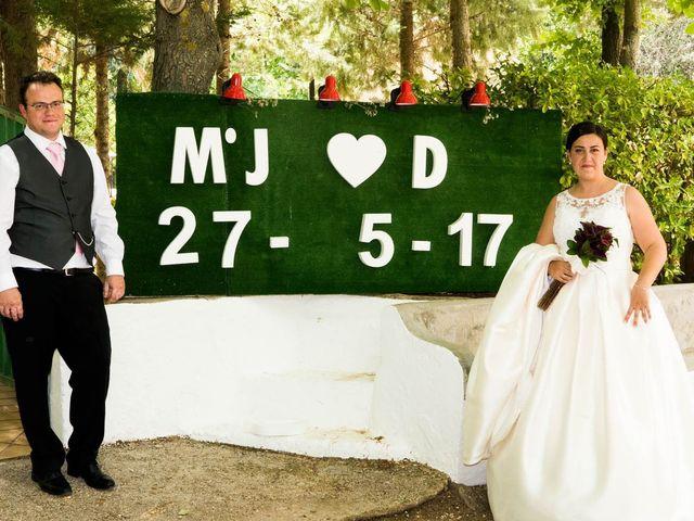 La boda de David y María José en Milmarcos, Guadalajara 26