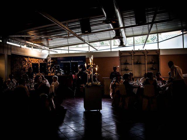 La boda de David y María José en Milmarcos, Guadalajara 29