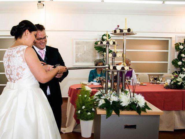La boda de David y María José en Milmarcos, Guadalajara 30
