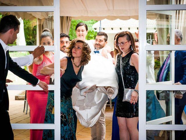 La boda de David y María José en Milmarcos, Guadalajara 32
