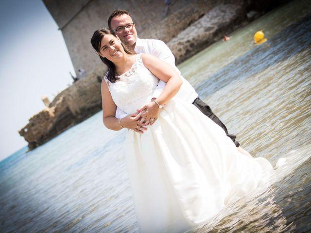 La boda de David y María José en Milmarcos, Guadalajara 3