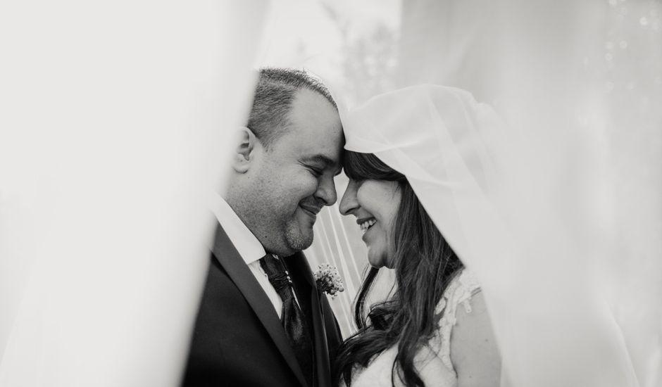 La boda de Toni y Ana en Tui, Pontevedra