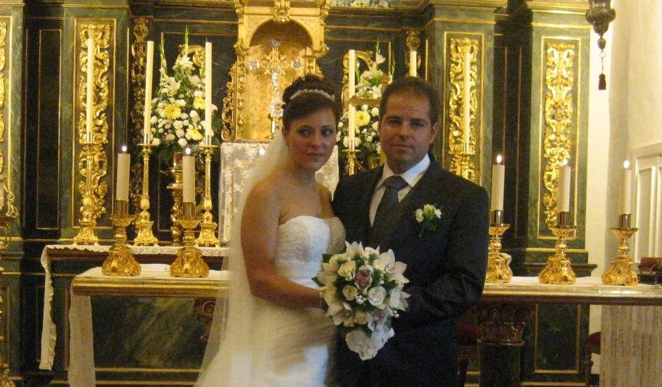 La boda de Encarni y Sergio en Guadix, Granada