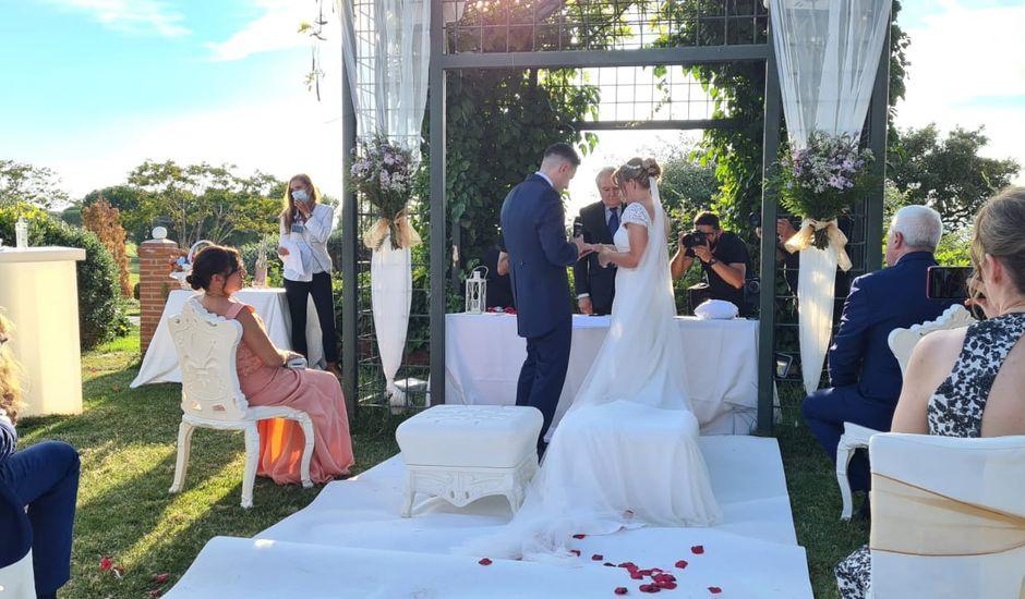 La boda de ivan y Sara en Alalpardo, Madrid