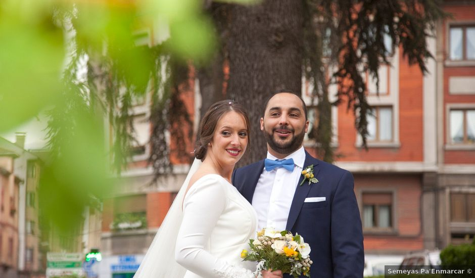 La boda de Roberto y Crístel en Pruvia (Llanera), Asturias