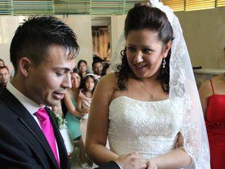La boda de Sami y Dany 2