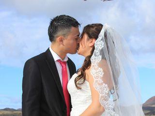 La boda de Sami y Dany
