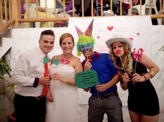 La boda de Almudena y Raúl 1