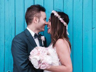 La boda de Raquel y Max