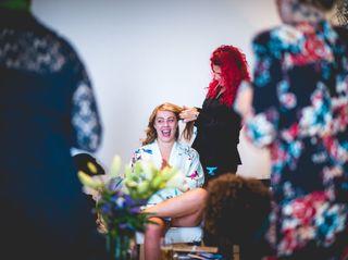 La boda de Estefi y Guille 1