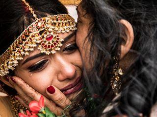 La boda de Reshma y Tom 1