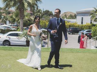 La boda de Jennifer y Andrés