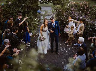 La boda de Diana y Germán