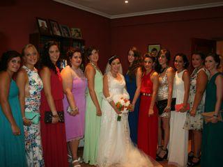 La boda de Mario y Leticia 3