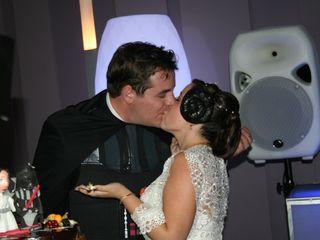 La boda de Mario y Leticia