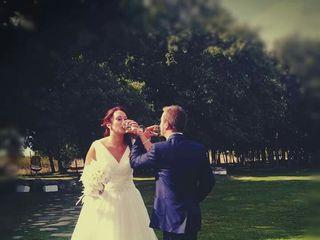 La boda de Isabel y Pablo 1