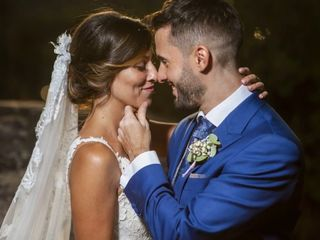 La boda de Chechu y Sandra