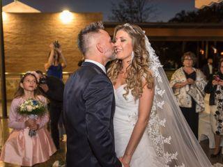 La boda de Eva y Raul