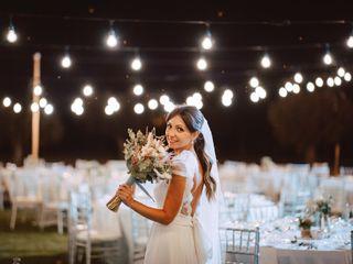 La boda de Cristina y Andrés  1