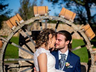 La boda de Carme y Toni