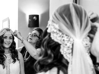 La boda de Rosalía y Jean Pierre 2