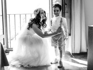 La boda de Rosalía y Jean Pierre 3