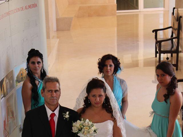 La boda de Dany y Sami en Almería, Almería 3